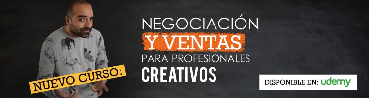 Negociación Y Ventas Para Profesionales Creativos